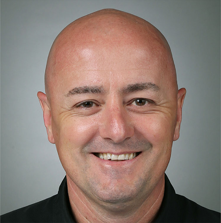 Jean-Francois Doyon - gérant de territoire - Canada Tire